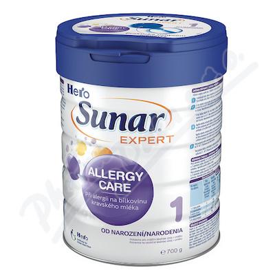 Sunar Expert Allergy Care 1 700g