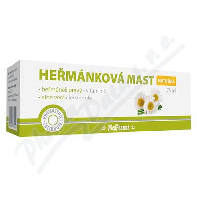 MedPh Heřmánková mast NATURAL 75ml