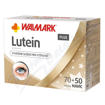 W Lutein Plus 20mg 70+50 Promo ván 18