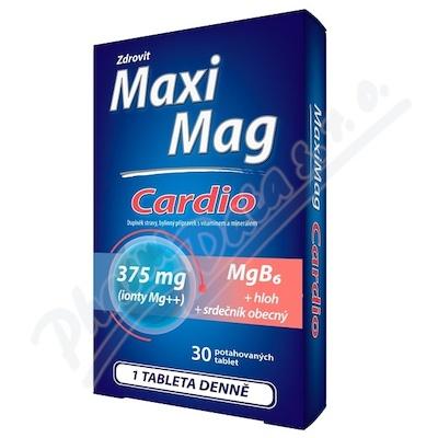 Zdrovit MaxiMag Cardio 30 tbl