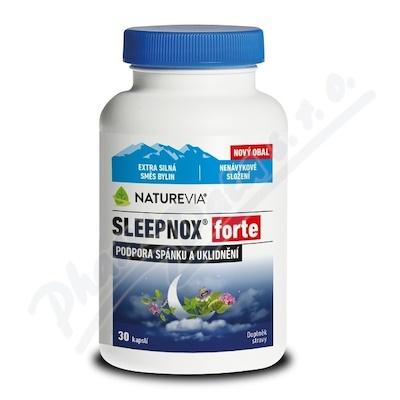 NatureVia Sleepnox forte cps.30