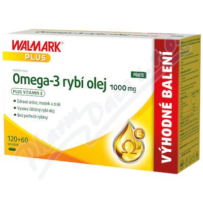 W Omega-3 ryb.olej 1000mg 180(120+60)tob