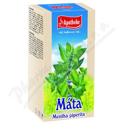 Apotheke Máta peprná čaj 20x1.5g