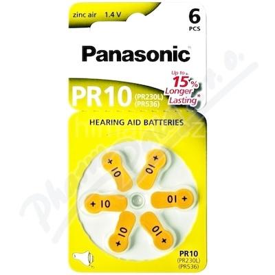 Panasonic PR10(PR230L) baterie naslo.6ks