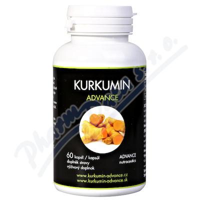 ADVANCE Kurkumin cps. 60
