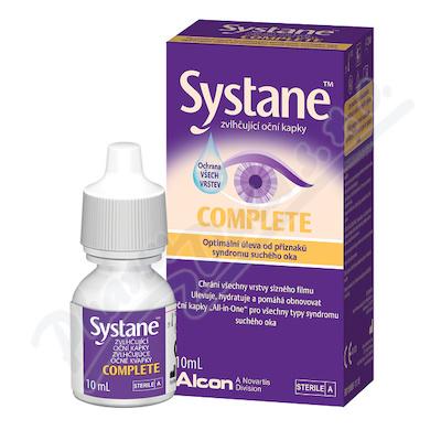 Systane Complete zvlhč. oční kapky 10ml
