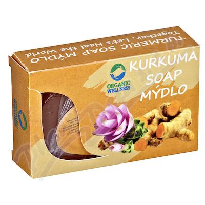 Kurkumové mýdlo 70g