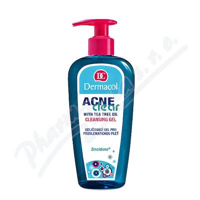 Dermacol Acneclear odlič.gel problem.pleť 200ml