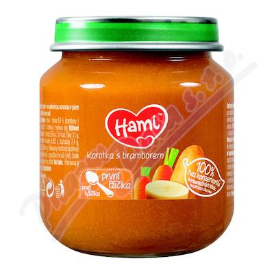 Hami pří.karotka s bramborem 125g 609913