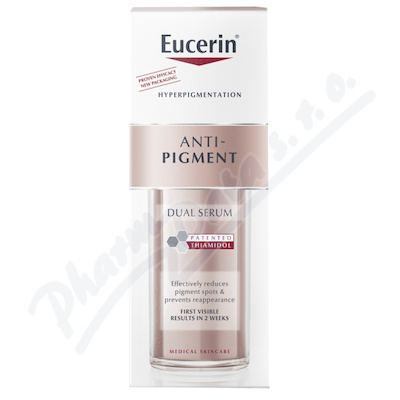 EUCERIN AntiPigment Duál.sérum30ml 83500
