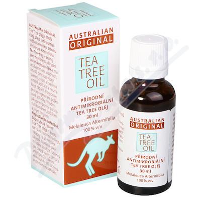 Australian Orig.Tea Tree Oil 100% 30ml