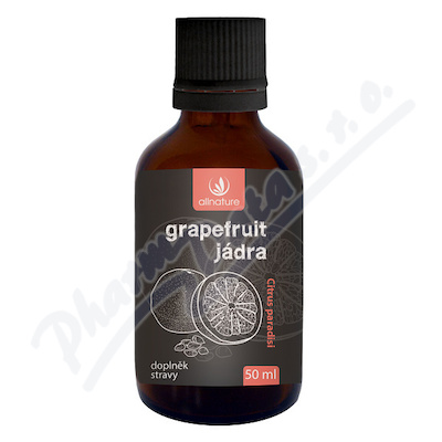 Allnature Grapefruit jadra kapky 50 ml