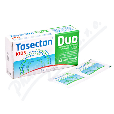 Tasectan DUO Kids 250mg 12 sáčků