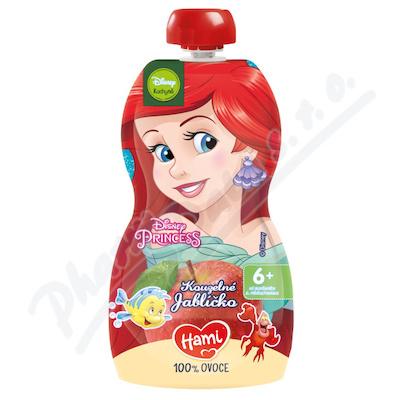 Hami Disney Princess ovoc.kapsička jablíčko 110g