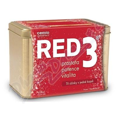 Cemio RED3 cps. 90 dárek 2019