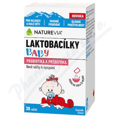 Swiss NatureVia Laktob.baby 30sač
