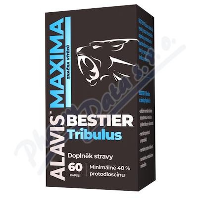 ALAVIS MAXIMA Bestier Tribulus 60cps