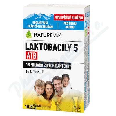 NatureVia Laktob.5 ATB cps.10