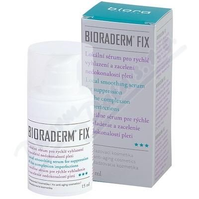 BIORADERM FIX lokální pleť.sérum 15ml s 2HYAL