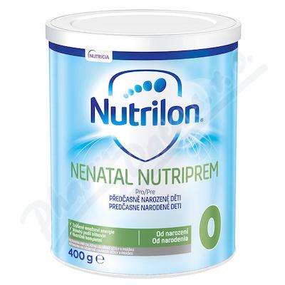 Nutrilon 0 Nenatal Nutriprem 400g