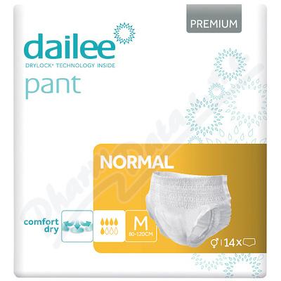 Dailee Pant Premium NORMAL inko.kalhotky M 14ks
