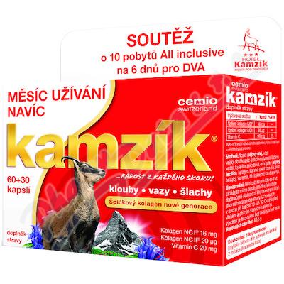 Cemio Kamzik cps.60+30 Leto 2020 CR/SK