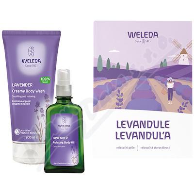 WELEDA SET Levandulová relaxační péče