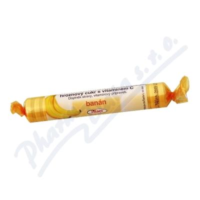 Intact hroz.cukr s vit.C banán 40g