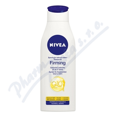 NIVEA Body těl.ml.Zpevň. Q10 200ml 81835