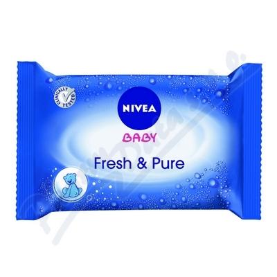 NIVEA Baby čist.ubr.Pure&Fresh 63ks86247
