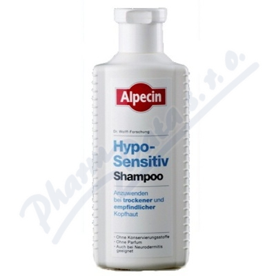 ALPECIN Hyposensitiv šampon su.pok.250ml