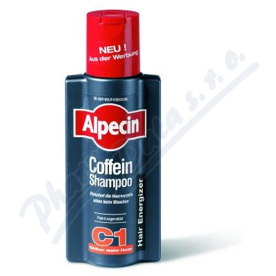 ALPECIN Energizer Coffein Shamp.C1 250ml