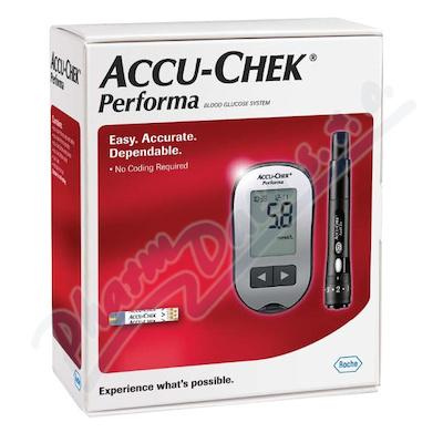 Accu Chek Performa kit-glukometr