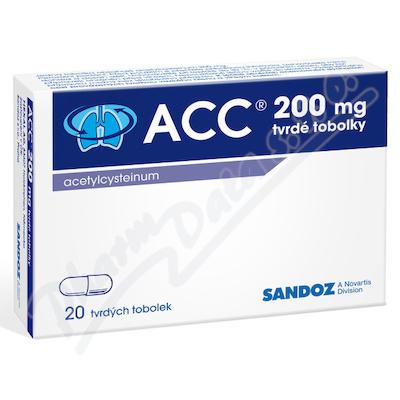 ACC 200 cps.20x200mg (FST)