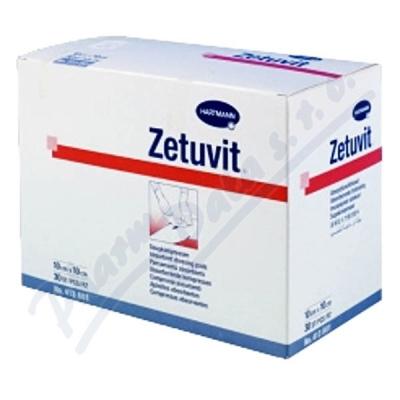 Zetuvit steril.savé kompr.10x10cm 25ks