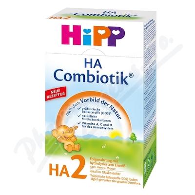HiPP Mléko HA2 Combiotik 500g 2183-01