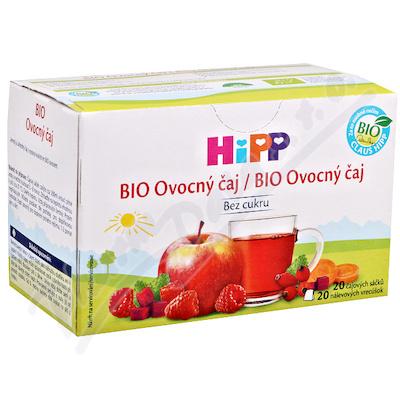 HIPP BIO Ovocný čaj 20x2g n.s. CZ3620-02