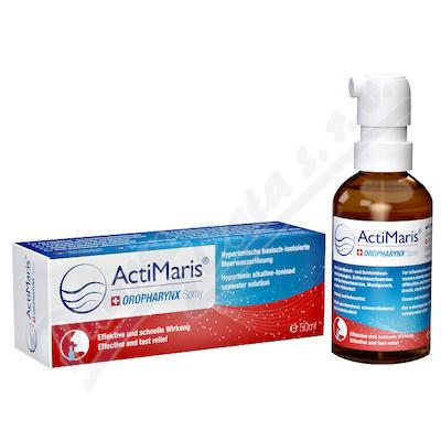 ActiMaris Oropharynx sprej 50ml