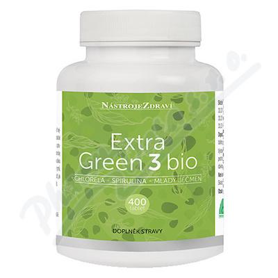 Extra Green 3 bio tbl.400