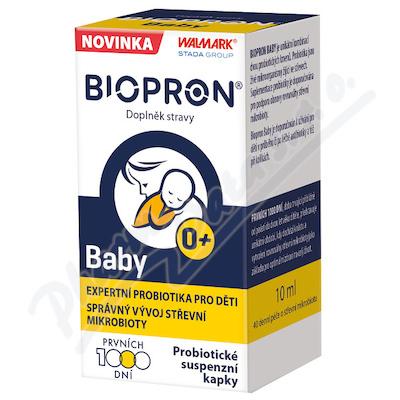 W Biopron Baby kapky 10ml