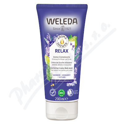 WELEDA Aroma Shower RELAX 200ml