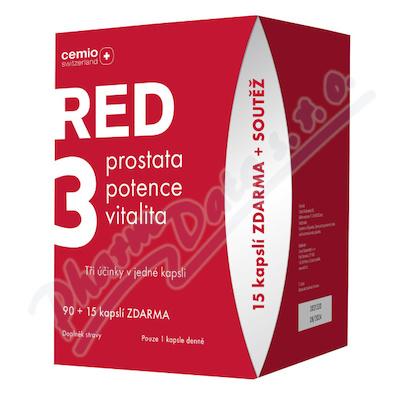 Cemio RED3 cps.90+15 darek 2021 CR