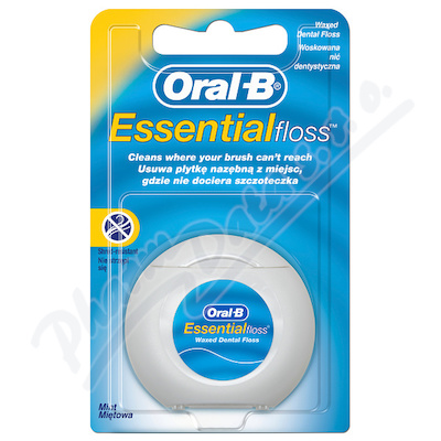 ORAL-B Dent.nit EssentialFloss Mint 50m