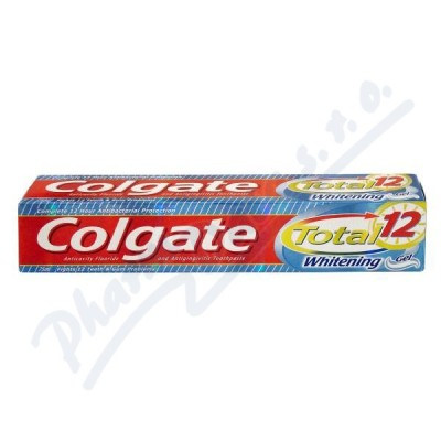 Colgate z.pasta Total Whitening adv.75ml