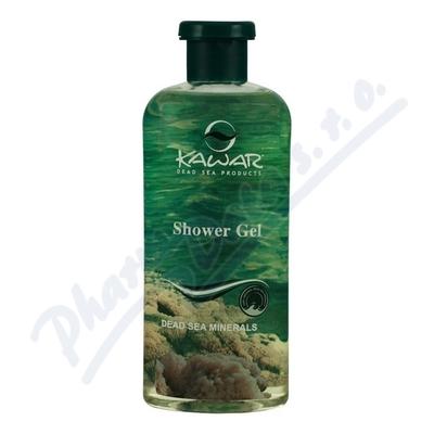 KAWAR Sprch.gel s miner.z Mrt.moře 400ml