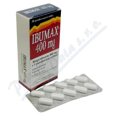 Ibumax 400mg 30tbl.por.flm. Vitabalans