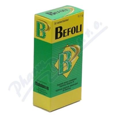BEFOLI tbl.30 Vitabalans