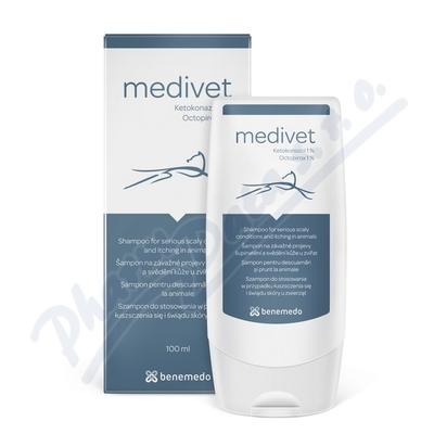 Medivet veterinární šampon-lupy 100 ml