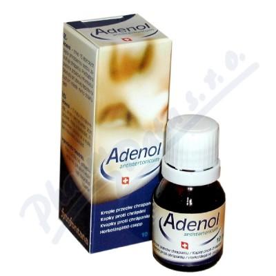 Adenol gtt.10ml (kapky proti chrápání)