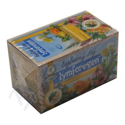 TOPVET Čaj bylinný Lymforegen 20 sáč.
